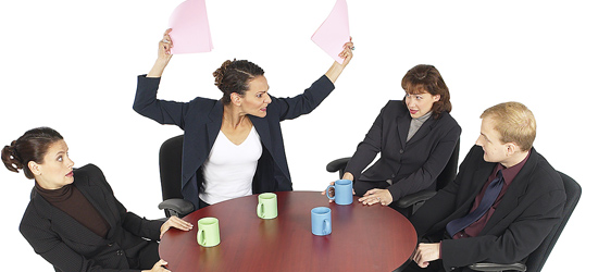 managing disagreements Why is it so hard to handle disagreements at work it's because many of us are horrible at resolving conflict but these savvy tips will help.
